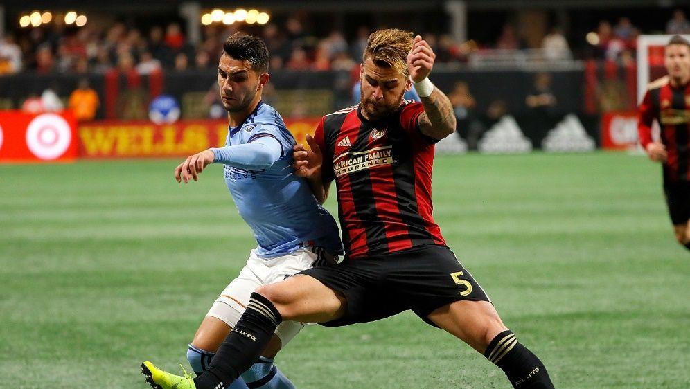 Atlanta United setzte sich gegen New York City FC durch - Bildquelle: GETTY IMAGES NORTH AMERICAAFPSIDKevin C. Cox