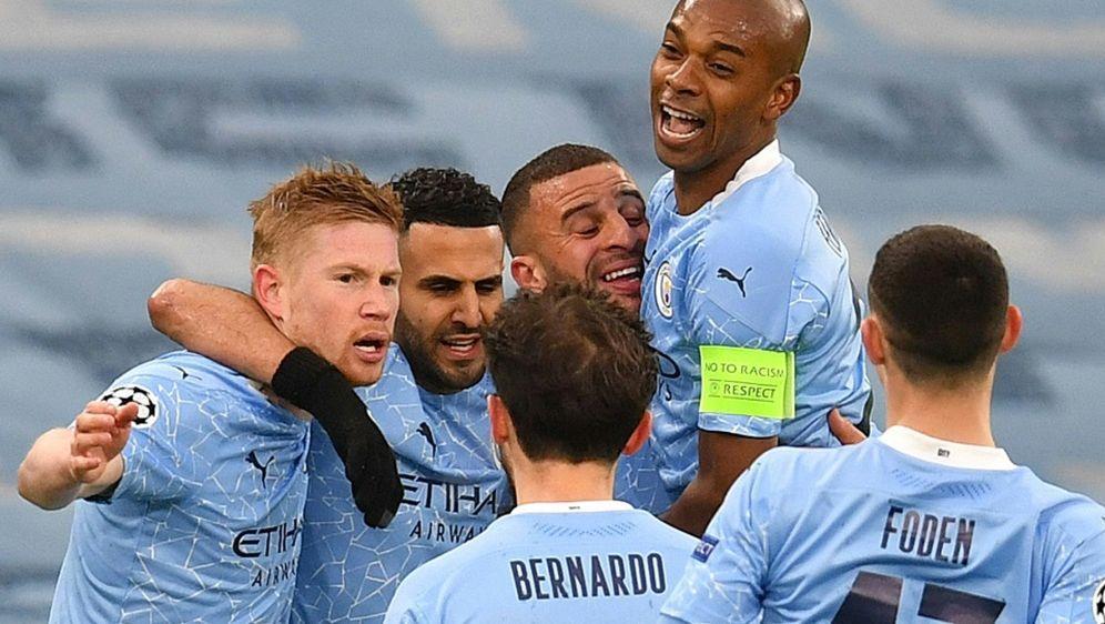 Manchester City ist erneut englischer Meister - Bildquelle: AFPSIDPAUL ELLIS