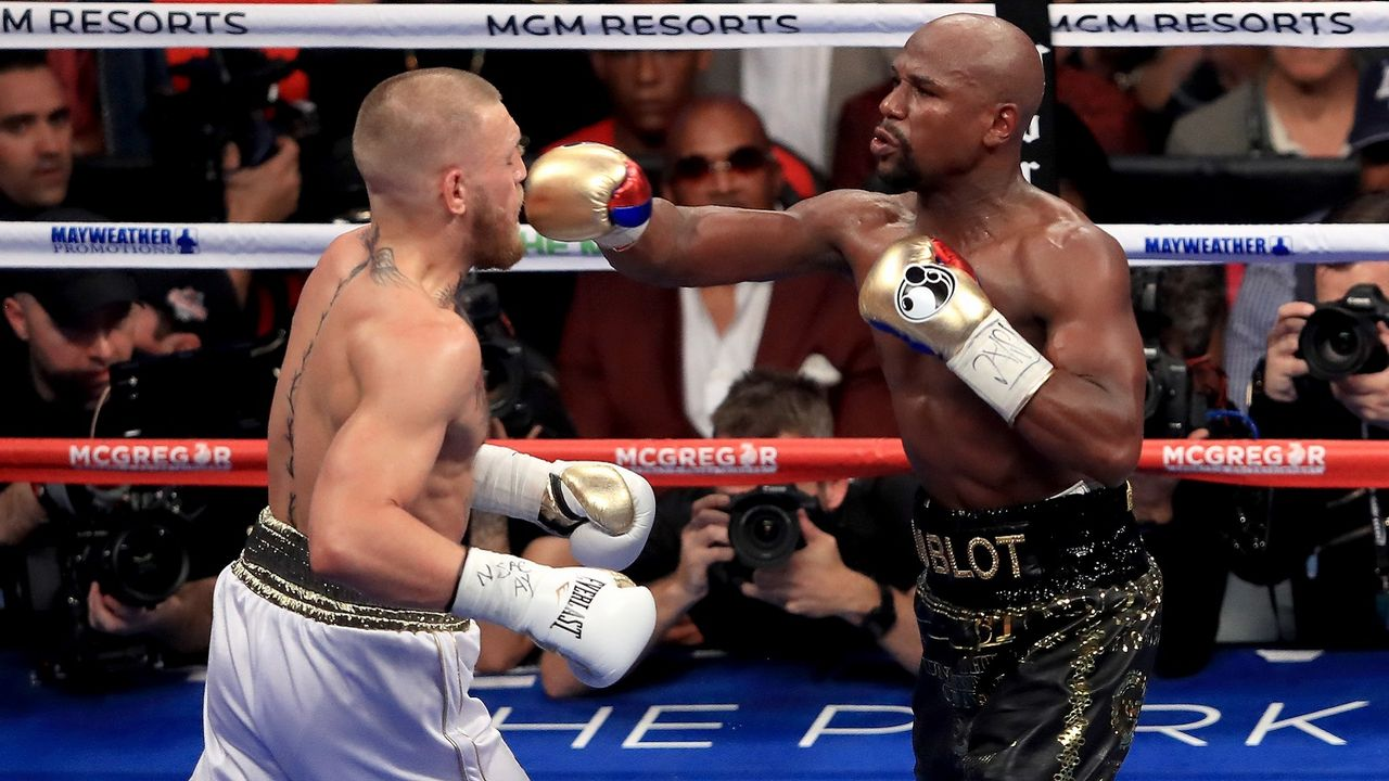 Option 7: Rückkampf gegen Floyd Mayweather Jr. - Bildquelle: Getty Images