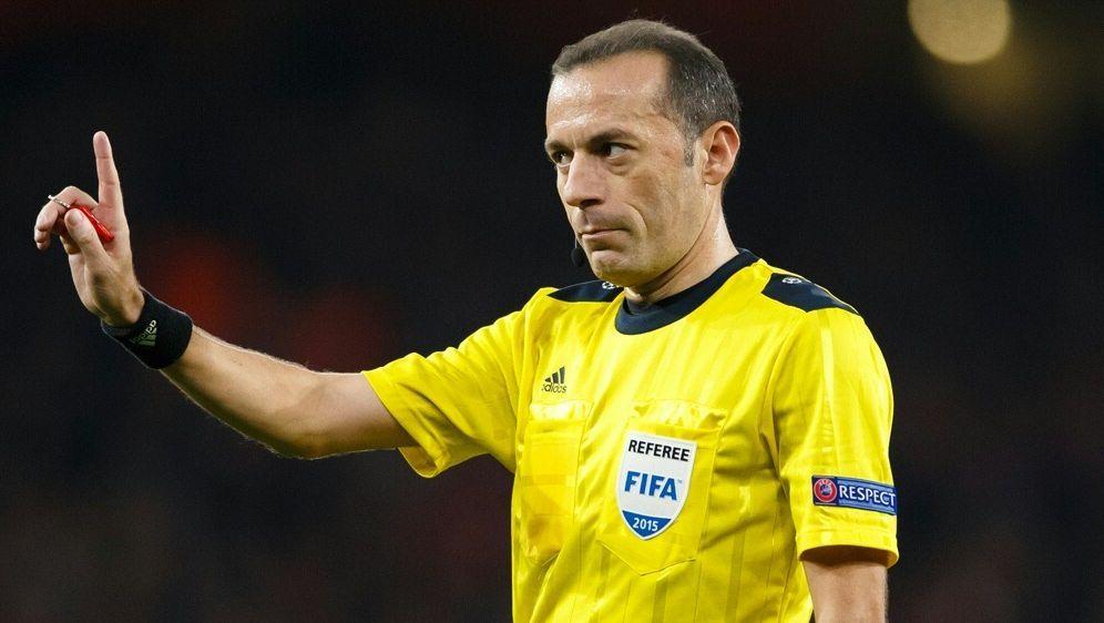 Schiedsrichter Frankreich Irland