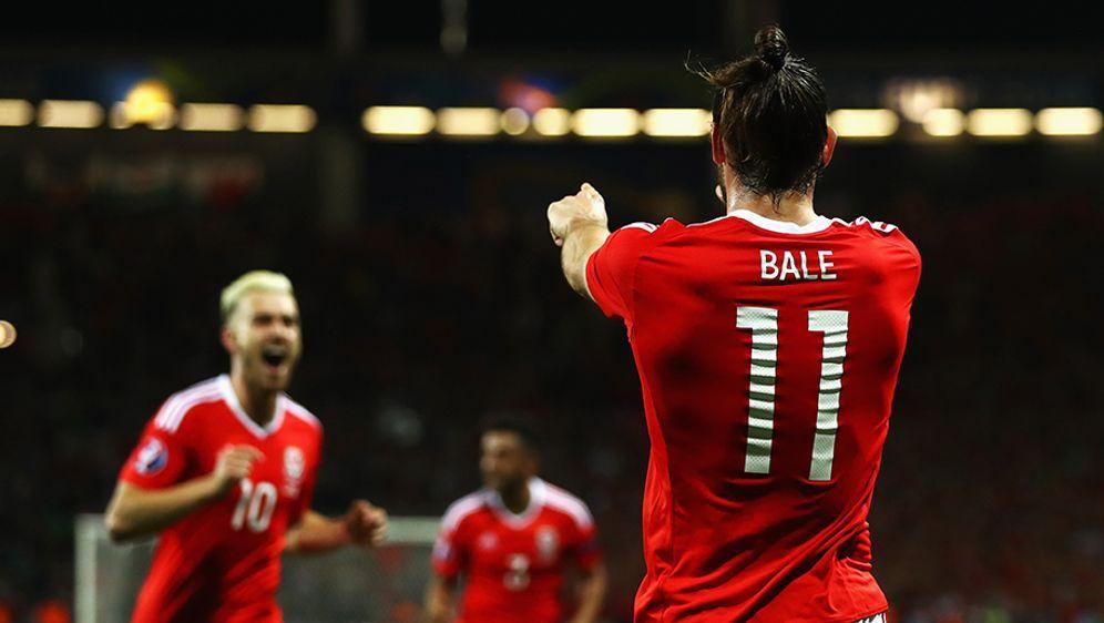 Achtelfinale Wales Gegen