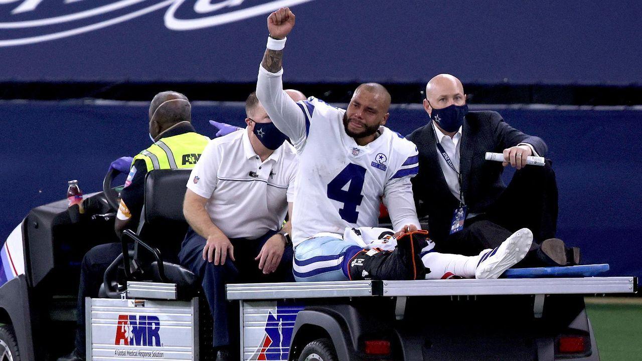 1. Spieltag: Dallas Cowboys at Tampa Bay Buccaneers  - Bildquelle: getty