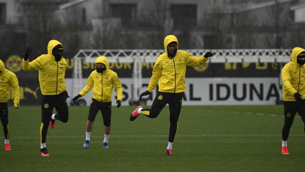 Das Lazarett bei Borussia Dortmund lichtet sich - Bildquelle: AFPSIDINA FASSBENDER