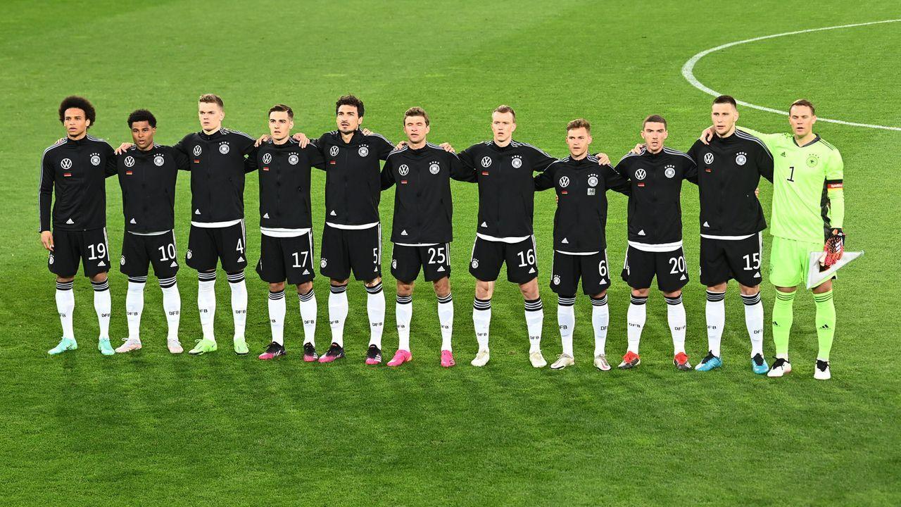 Müller und Hummels feiern DFB-Comeback - Bildquelle: 2021 Getty Images