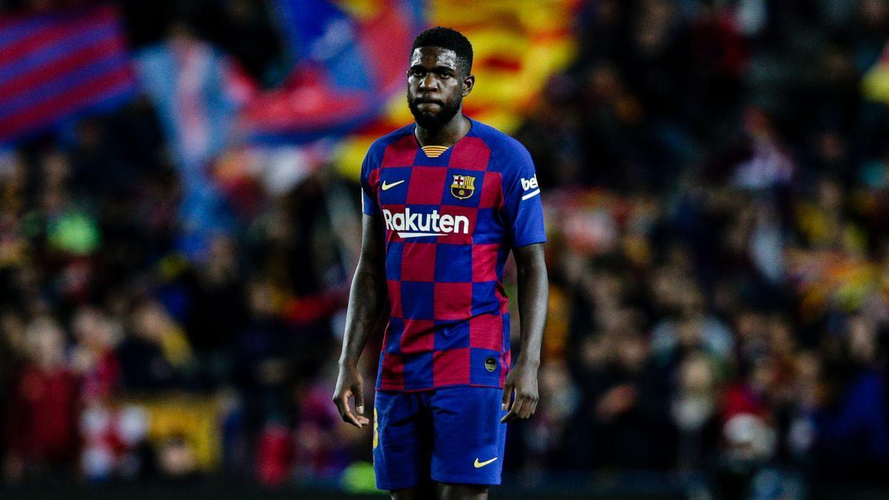 Samuel Umtiti (FC Barcelona) - Bildquelle: imago