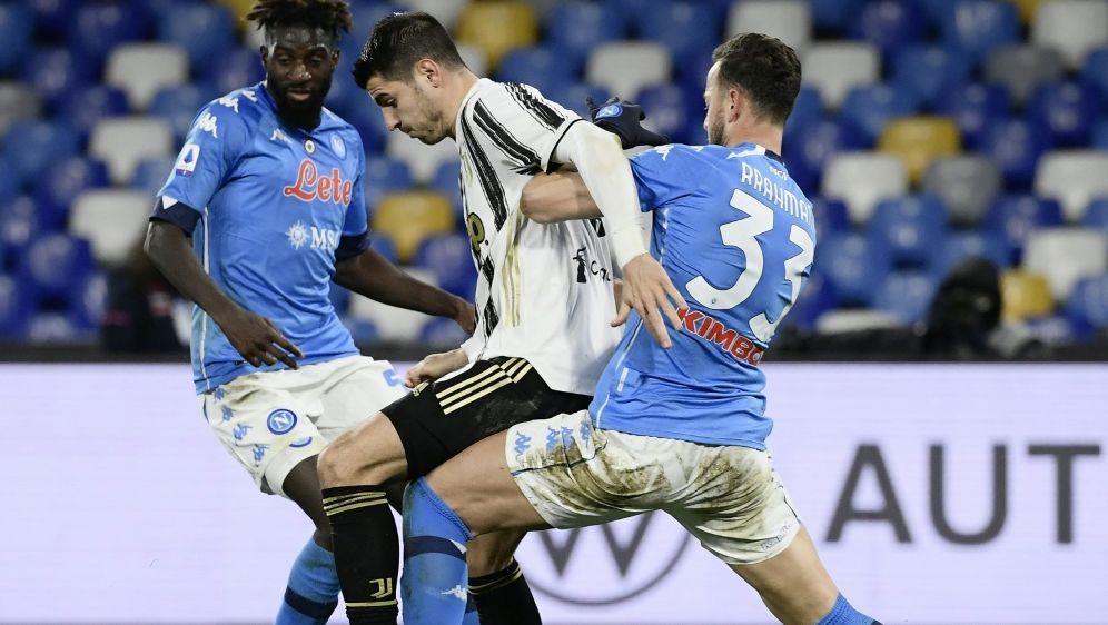Nachholtermin für Juve gegen Neapel steht - Bildquelle: AFPSIDFILIPPO MONTEFORTE