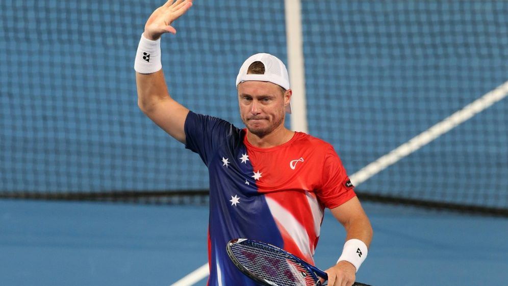Davis Cup: Hewitt spricht sich gegen Änderungen aus - Bildquelle: PIXATHLONPIXATHLONSIDBACKPAGE IMAGES