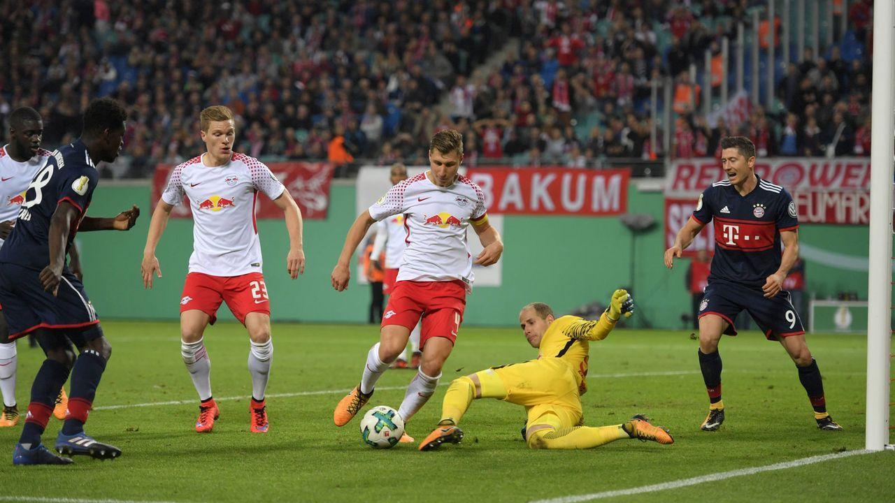 Leipzig hat weniger Spiele absolviert als Bayern Pokale gewonnen - Bildquelle: imago/MIS