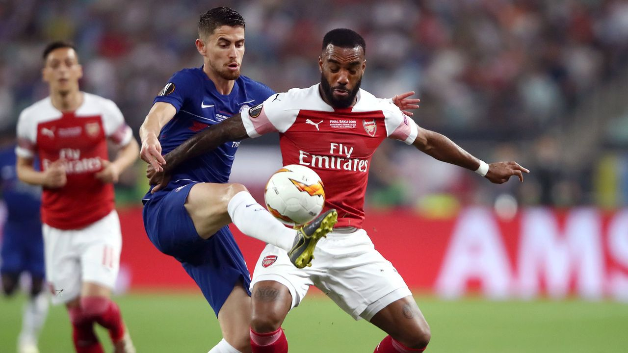 Alexandre Lacazette - Bildquelle: Getty