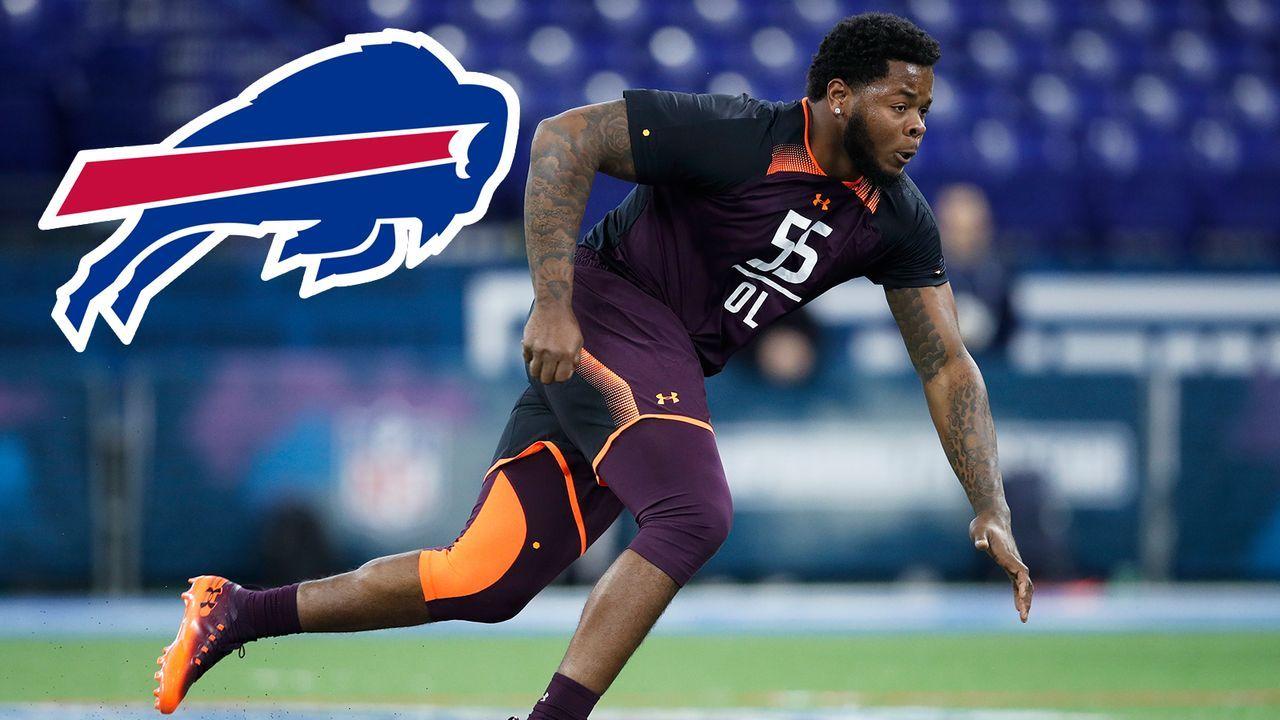 Pick 9: Jawaan Taylor - Buffalo Bills