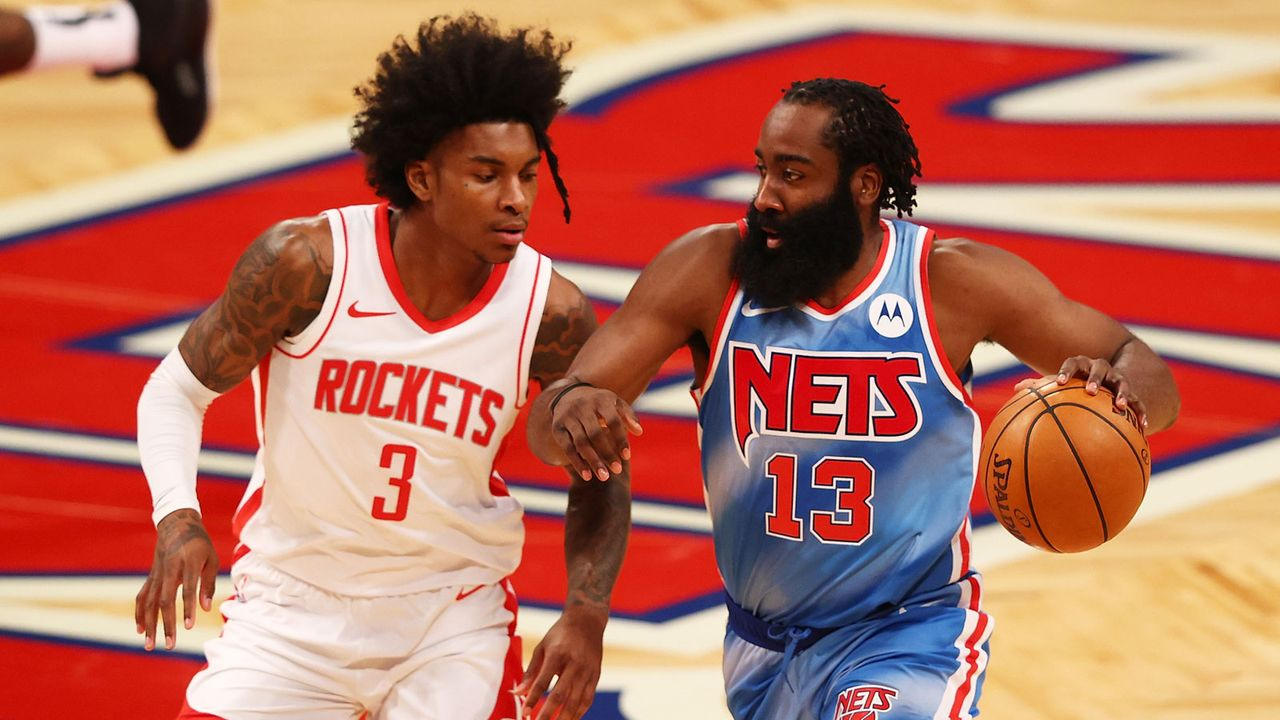 Eastern Conference - 2. Rang: Brooklyn Nets - Bildquelle: Getty Images