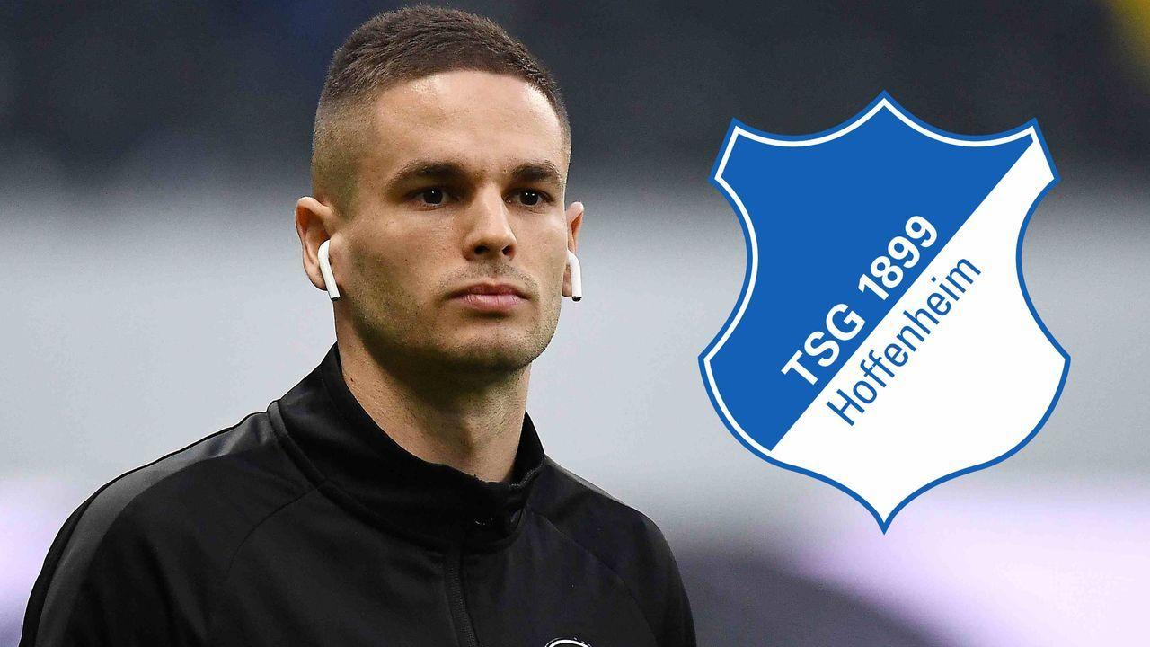 Mijat Gacinovic (TSG Hoffenheim) - Bildquelle: Getty Images