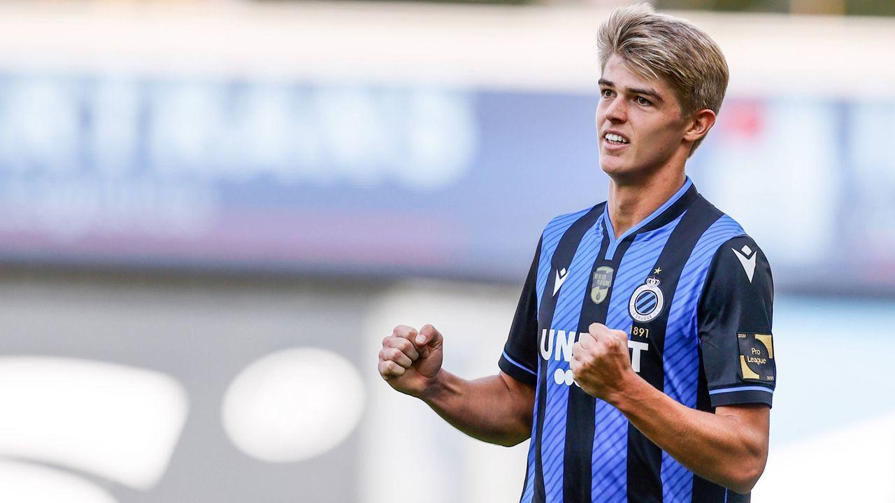 Charles De Ketelaere (FC Brügge, 19 Jahre) - Bildquelle: imago images/Belga