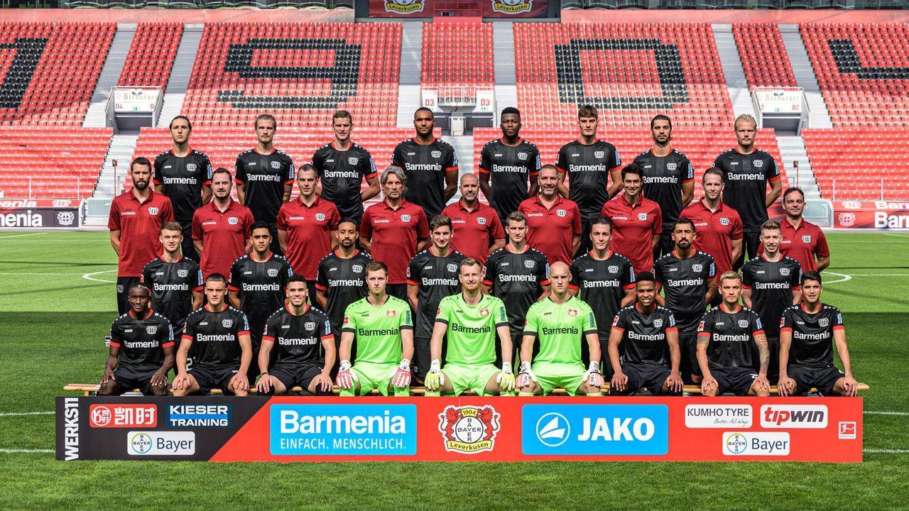 Platz 13: Bayer 04 Leverkusen - Bildquelle: 2020 Getty Images