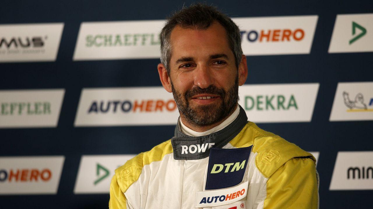 Timo Glock (BMW M6 GT3/Rowe Racing) - Bildquelle: Imago