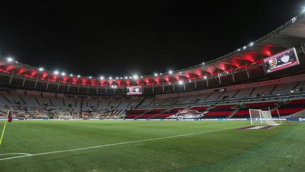 Rios Maracana-Stadion - Bildquelle: POOLPOOLSIDSERGIO MORAES