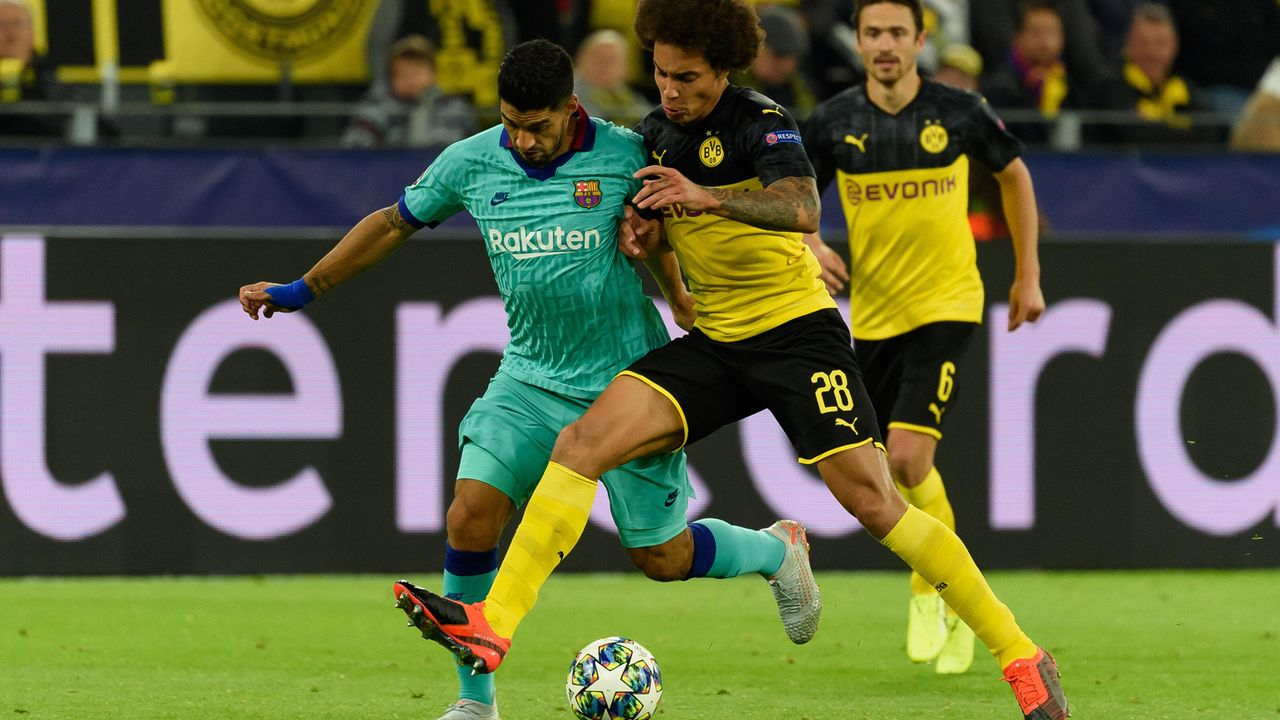 BVB startet mit Remis gegen Barca in die Champions League - Bildquelle: imago