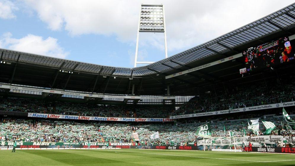 Delmenhorst trifft im Weserstadion auf Werder Bremen - Bildquelle: FIROFIROSID