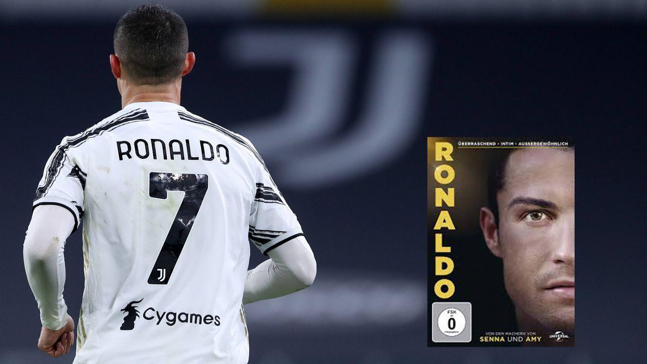 Cristiano Ronaldo - Bildquelle: Imago/Amazon
