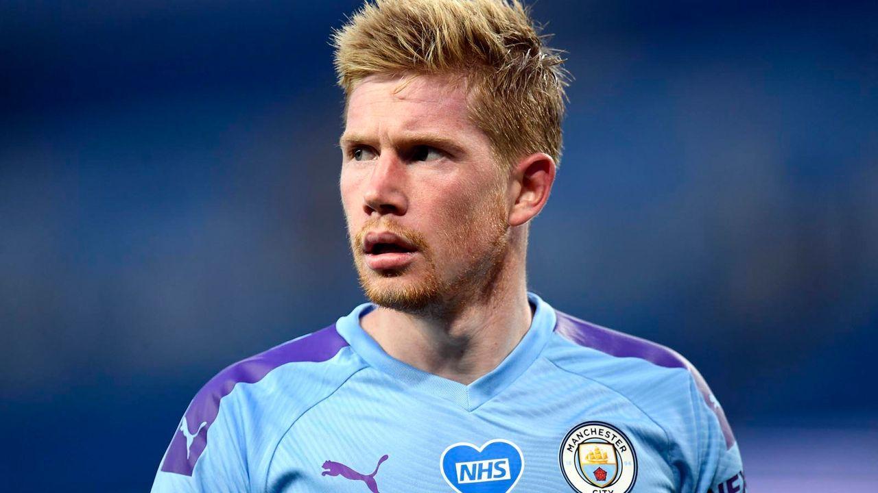 Manchester City - Bildquelle: imago images/PA Images