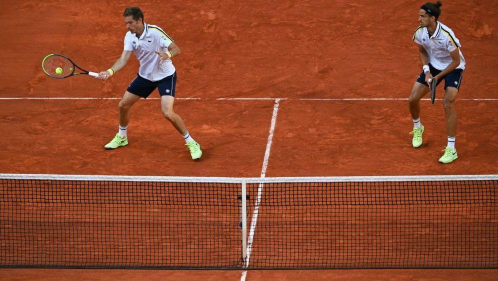 Herbert und Mahut gewinnen die French Open - Bildquelle: AFPSIDANNE-CHRISTINE POUJOULAT