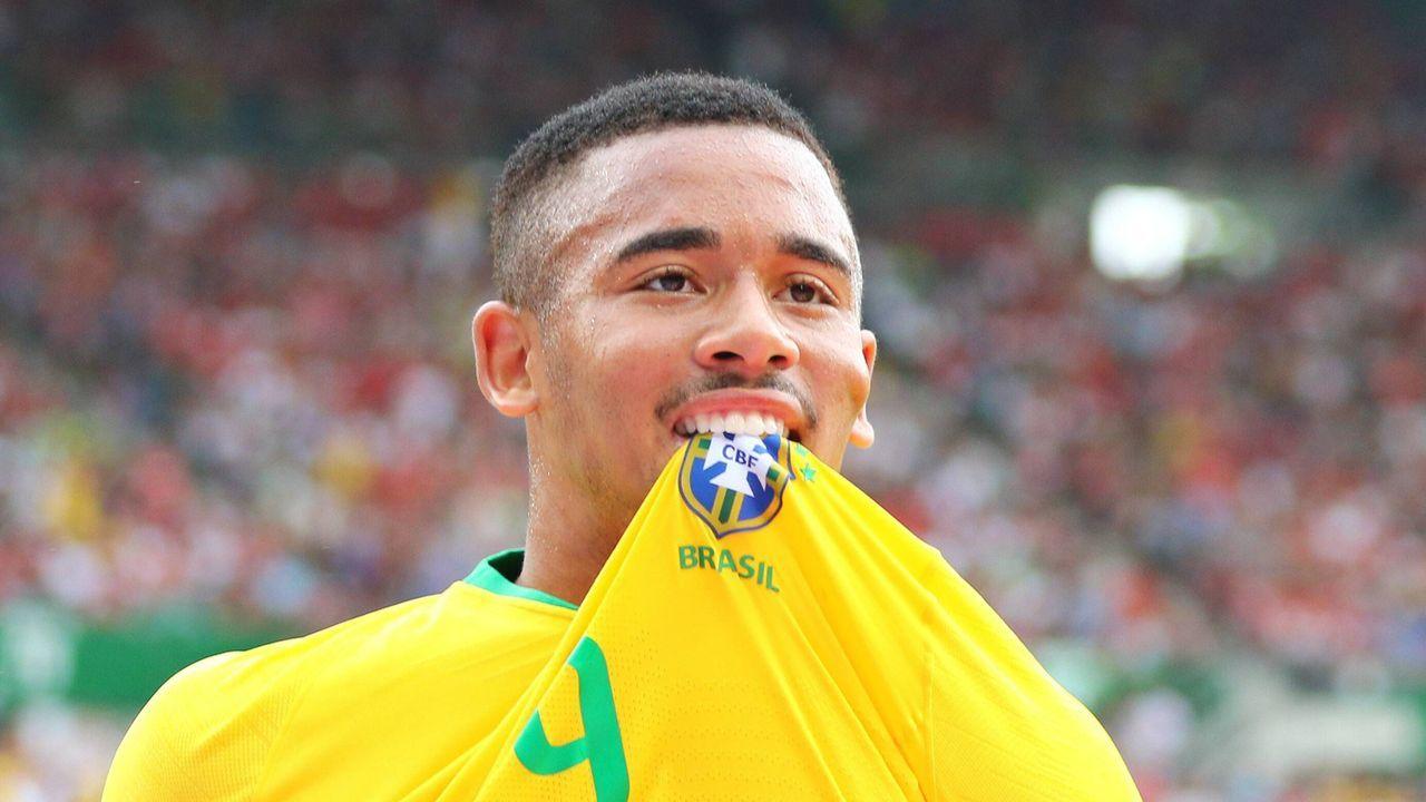 Brasilien: 28,09 Jahre - Bildquelle: Imago