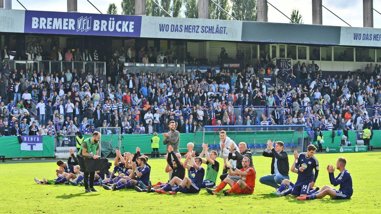VfL Osnabrück - RB Leipzig - Bildquelle: imago
