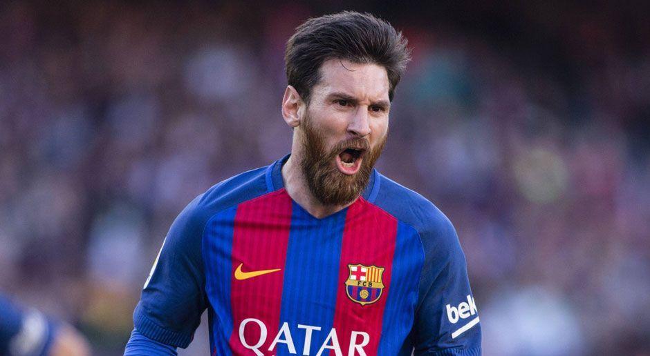 Platz 4: Lionel Messi - Bildquelle: imago/ZUMA Press