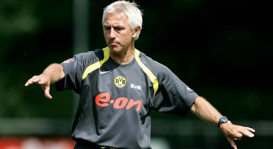 Platz 6 - Bert van Marwijk (2004 - 2006) - Bildquelle: getty