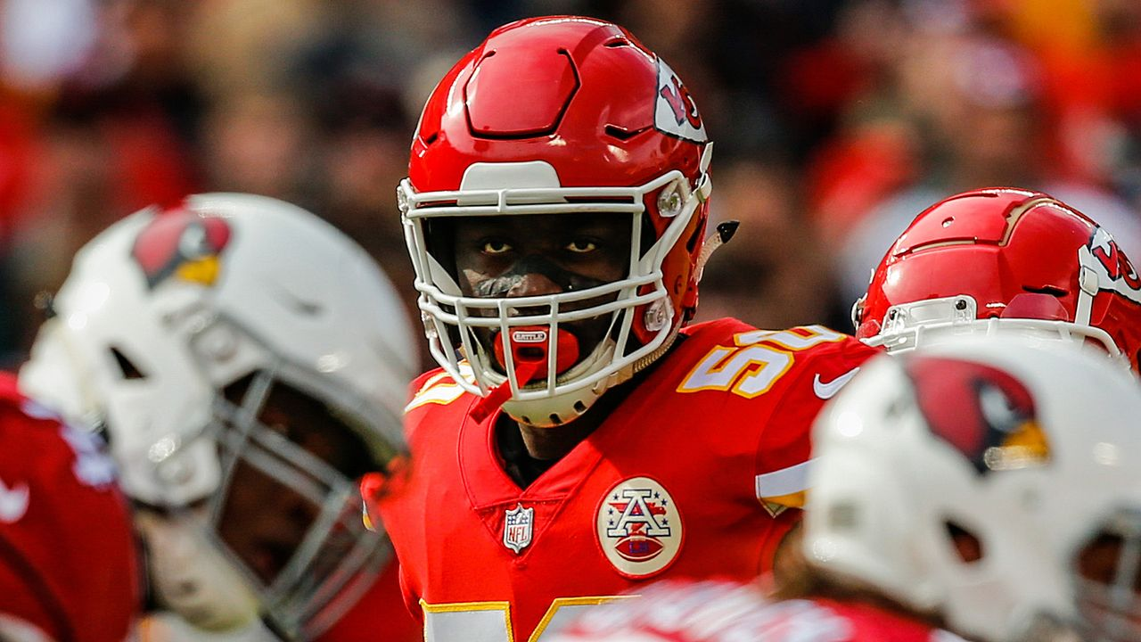 Dee Ford (Kansas City Chiefs) - mit Franchise Tag belegt - Bildquelle: 2018 Getty Images