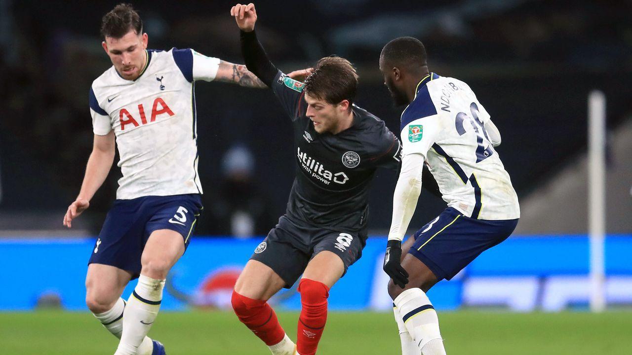Tottenham Hotspur (England) - Bildquelle: Imago