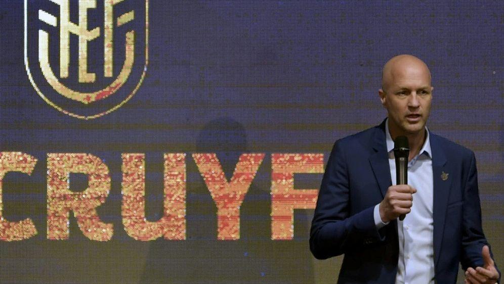 Jordi Cruyff neuer Nationaltrainer von Ecuador - Bildquelle: AFPSIDRodrigo BUENDIA