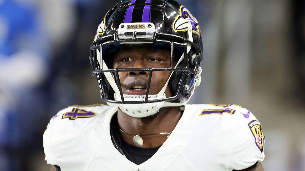 Sammy Watkins (Baltimore Ravens) - Bildquelle: imago images/NurPhoto