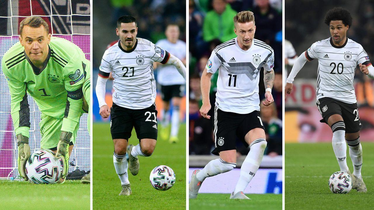 Euro 2020 - Diese Spieler könnten dabei sein