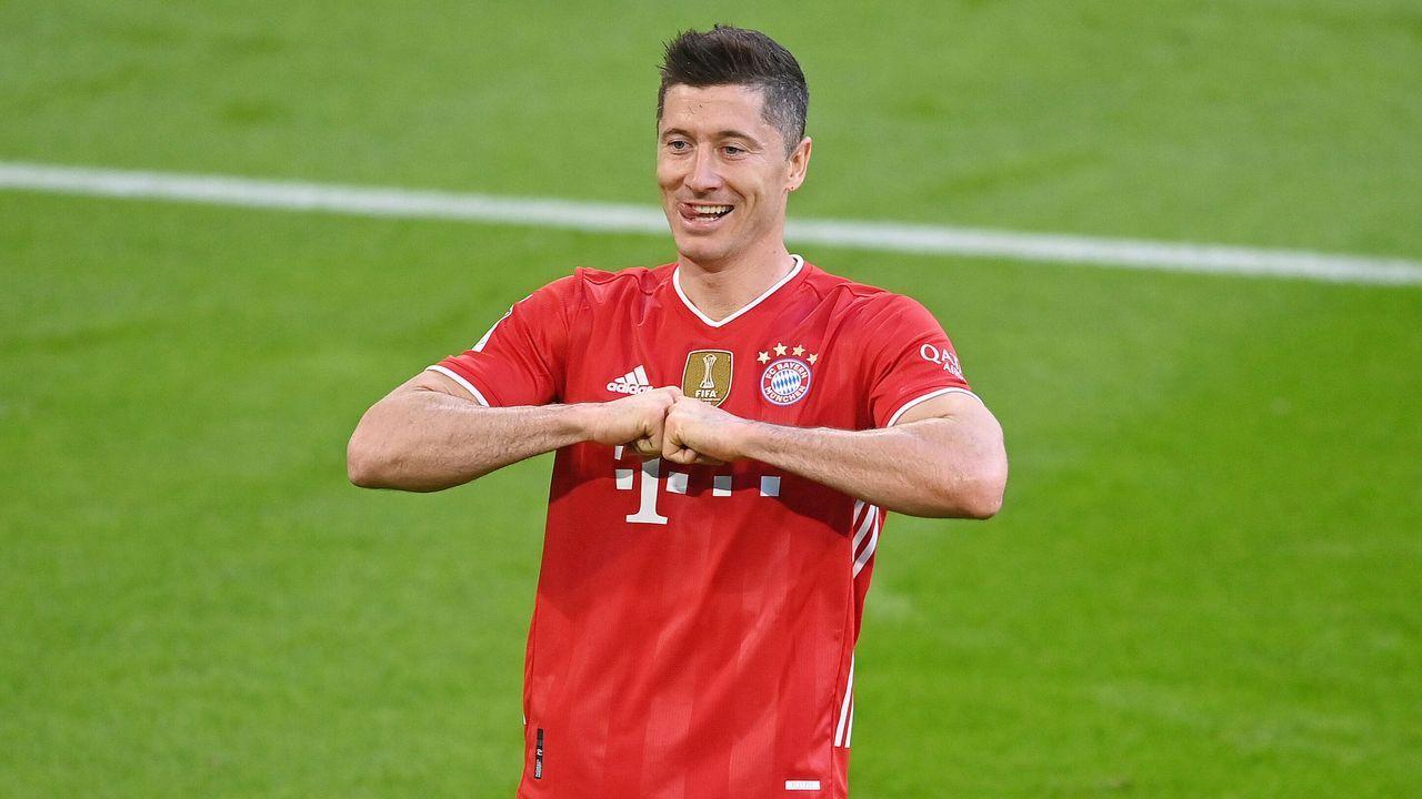 Spieler der Saison: Robert Lewandowski (FC Bayern München) - Bildquelle: imago images/Sven Simon