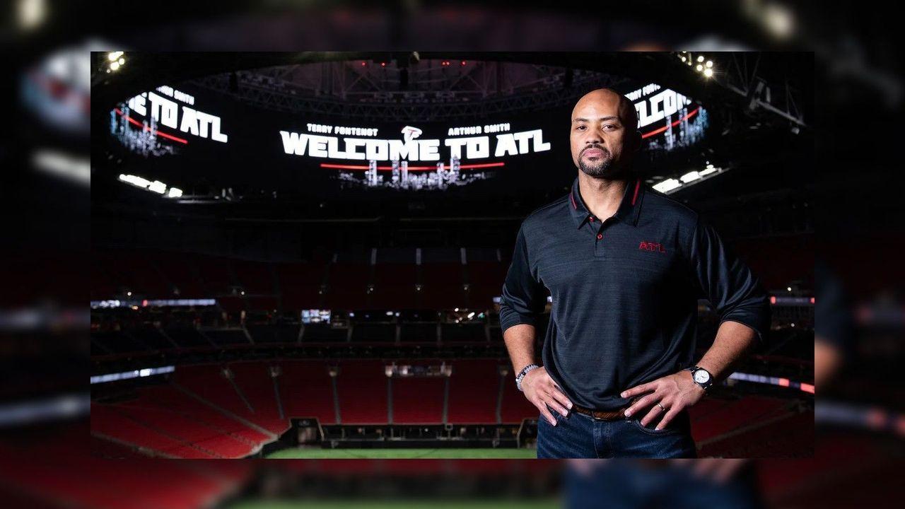 Gewinner: Falcons-GM Terry Fontenot - Bildquelle: Atlanta Falcons