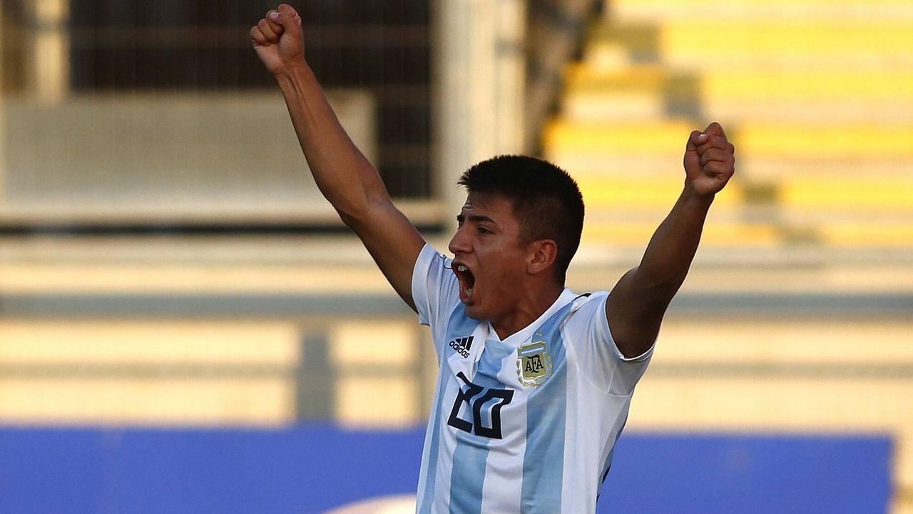 Thiago Almada (20 Jahre, Argentinien, Velez Sarsfield) - Bildquelle: imago/Photosport