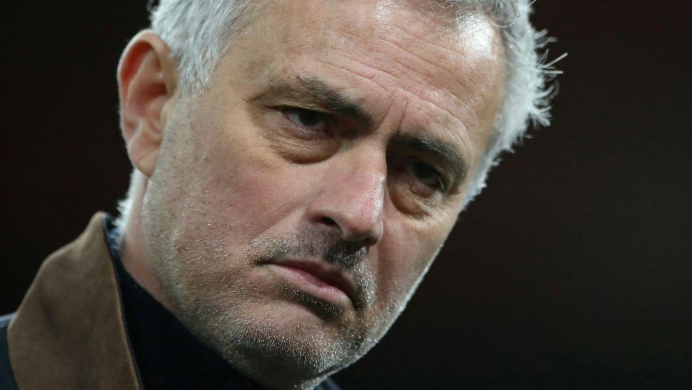 Bedient: Jose Mourinho - Bildquelle: AFPPOOLSIDNICK POTTS