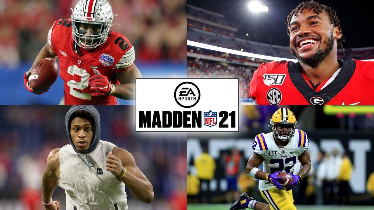 Madden NFL 21: Die Top-Ratings der Rookie-Running-Backs - Bildquelle: Getty