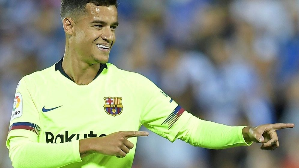 Offiziell: Coutinho wechselt zu Bayern München - Bildquelle: AFPSIDOSCAR DEL POZO
