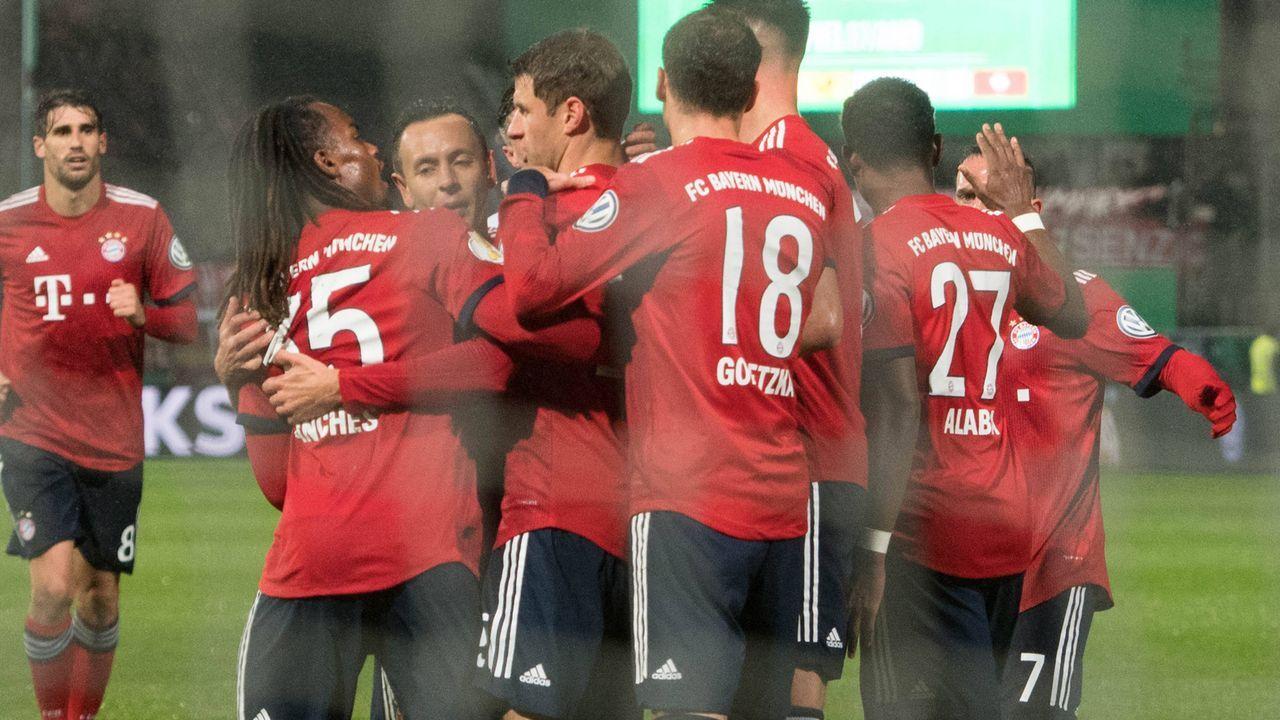 Europäische Super League mit FCB und BVB soll 2021 kommen - Bildquelle: imago/Sven Simon