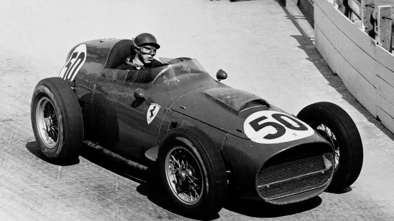 Ferrari (1959)  - Bildquelle: 2011 Getty Images