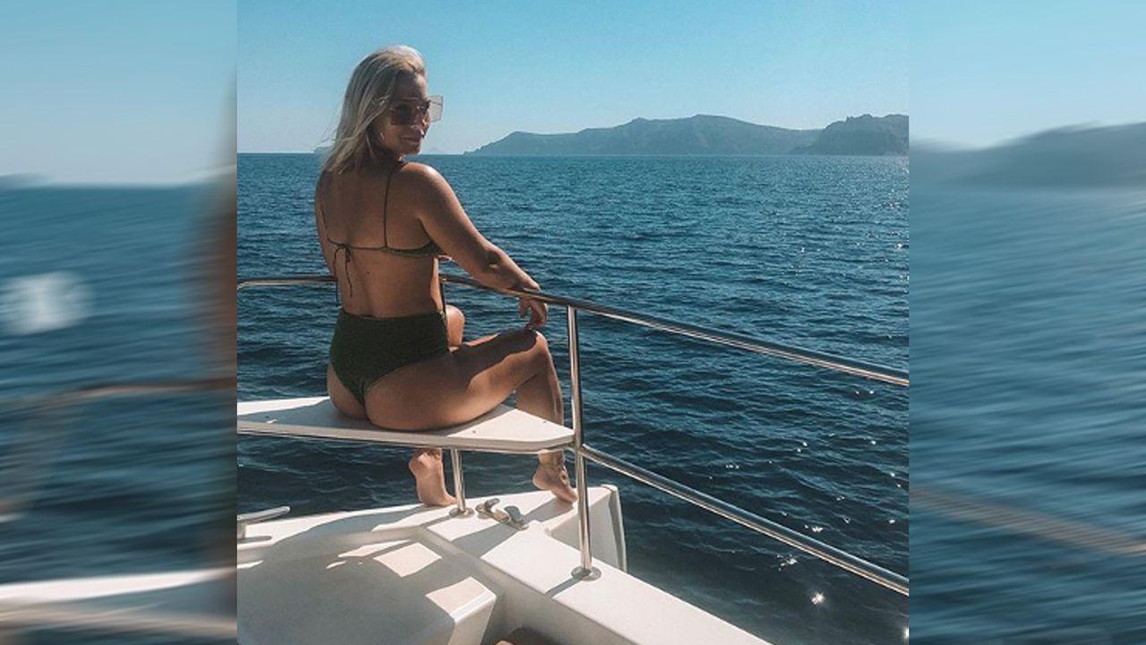 Dominika Cibulkova - Bildquelle: domicibulkova/instagram