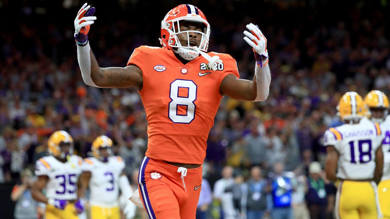 A.J. Terrell (Clemson) - Bildquelle: 2020 Getty Images