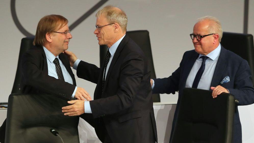 DFB regelt Einnahmen der Chefetage - Bildquelle: FIRO FIROSID