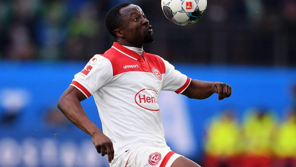 Tekpetey war zuetzt an Fortuna Düsseldorf verliehen - Bildquelle: Getty Images
