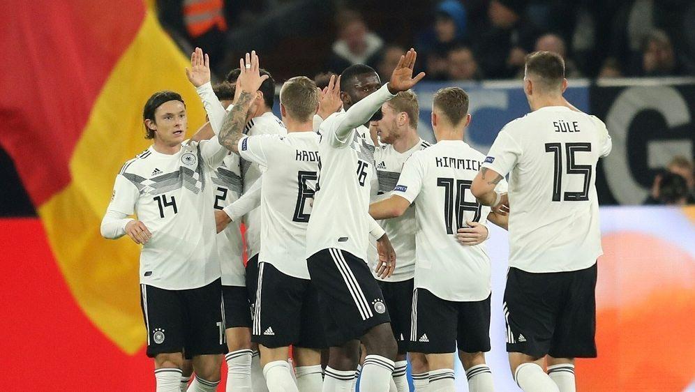 Deutschland ist in der Fair-Play-Wertung Elfter - Bildquelle: FIROFIROSID