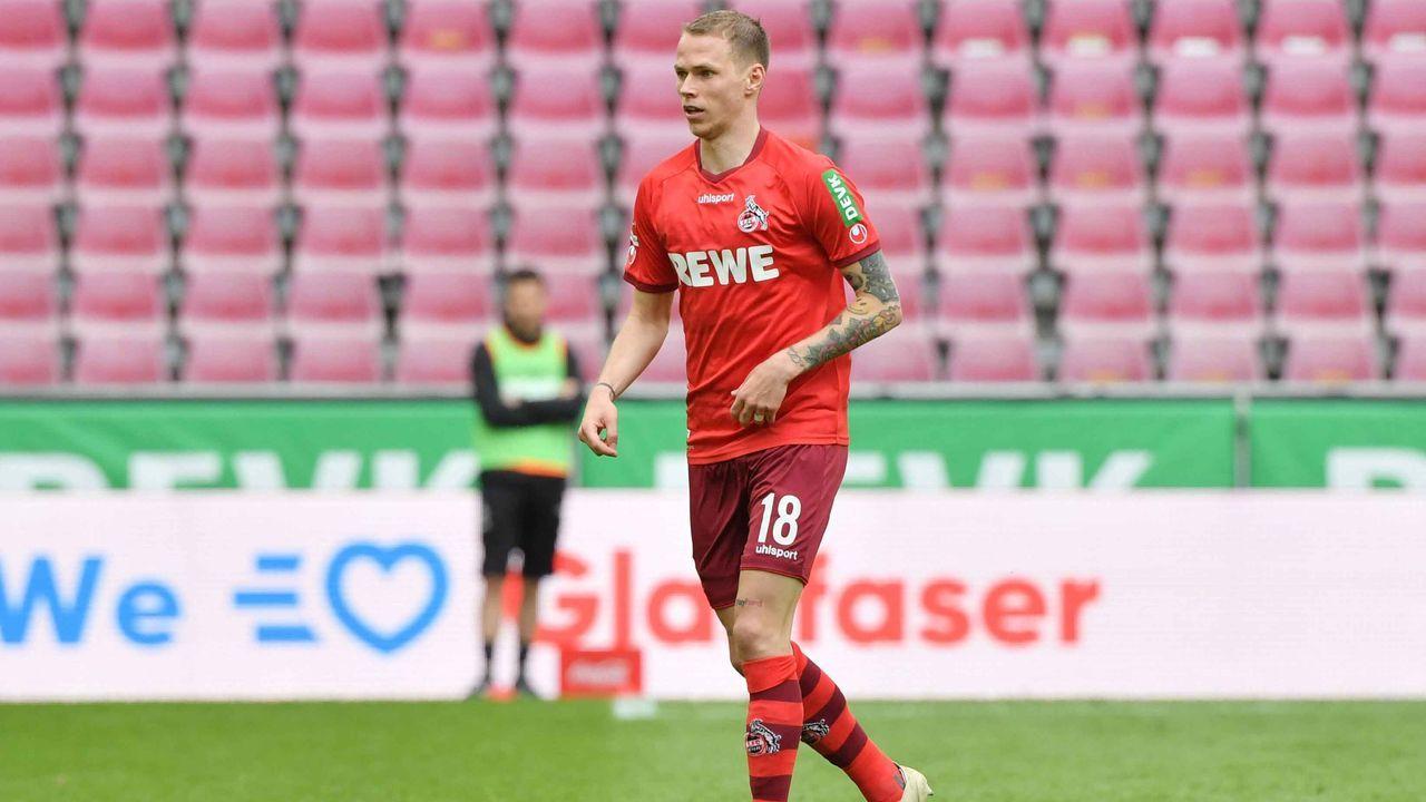Platz 17: 1. FC Köln (ein Spieler) - Bildquelle: imago images