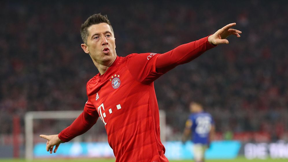 Fc Bayern Das Geheimnis Hinter Torphanomen Robert Lewandowski
