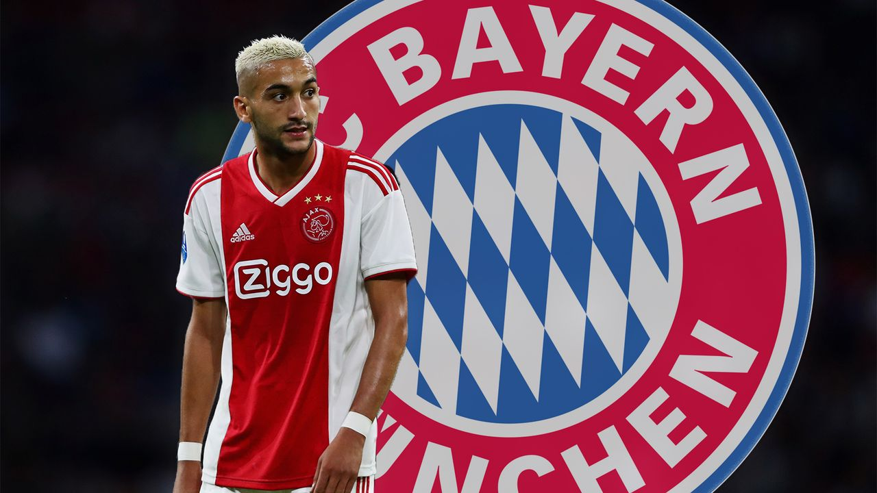 Hakim Ziyech (Ajax Amsterdam) - Bildquelle: Getty Images